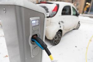 Elektroauto-Reichweite im Winter